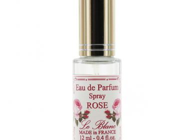 Fragrance for women & men - 12ml Eau de Parfum ROSE - LE BLANC