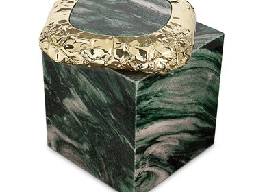 Tables - STONEHENGE LAPONIA VERT Table d'appoint - BOCA DO LOBO