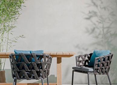 Chaises de jardin - Chaise de Salle à Manger Leo - VINCENT SHEPPARD