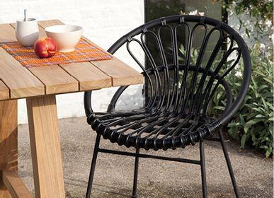 Chaises de jardin - Chaise de salle à manger Roxanne - VINCENT SHEPPARD