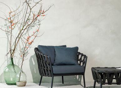 Fauteuils de jardin - Leo lounge - VINCENT SHEPPARD