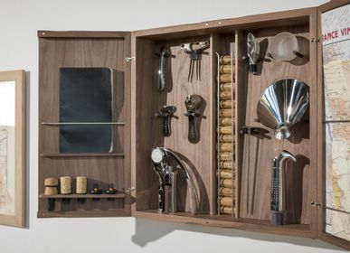 Unique pieces - Wine-Lover's Curiosities Cabinet - L'ATELIER DU VIN