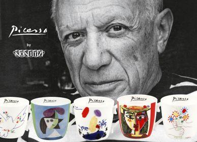Mugs - Cups Picasso artwork on Fine Bone China Mug - KÖNITZ
