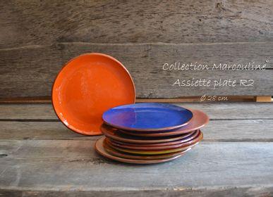 Everyday plates - cooking pot - ARGILE ET COULEURS EN PROVENCE