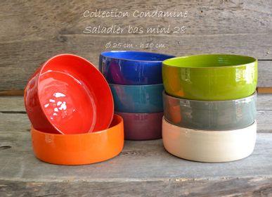 Platter and bowls - BOWL - ARGILE ET COULEURS EN PROVENCE