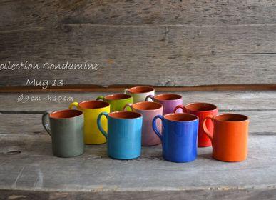 Tea and coffee accessories - Bakeware - ARGILE ET COULEURS EN PROVENCE