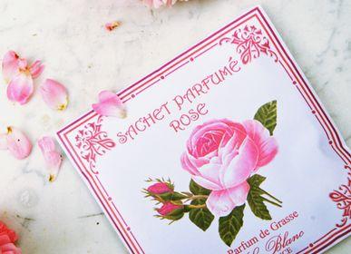 Parfums d'intérieur - SACHET PARFUME ROSE BOTANIQUE LE BLANC - LE BLANC