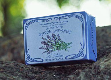 Soaps - Design 100g Soap LAVENDER - LE BLANC