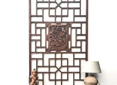 """Wall decoration - """"Phoenix"""" bed panels - THE SILK ROAD COLLECTION"""