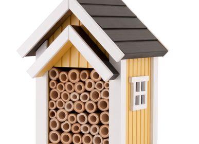 Garden accessories - Bee Nest Yellow - WILDLIFE GARDEN