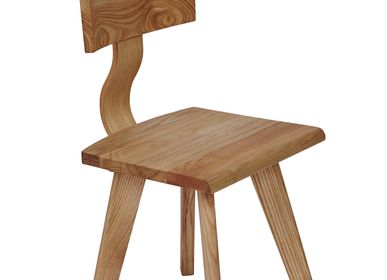 Tables and chairs for children - CHAIR NO. 3 - WOODEN STORY
