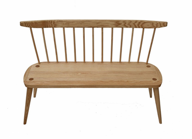 Children's tables and chairs - BENCH - WOODEN STORY