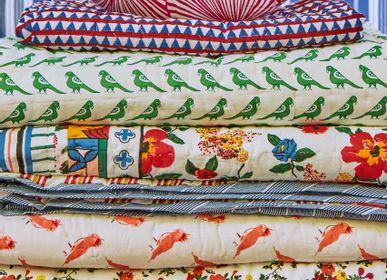 Bed linens - Reversible quilted blanket - LE PETIT LUCAS DU TERTRE