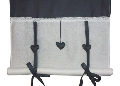 Curtains and window coverings - Curtains - ROLANDE DU DREUILH CREATIONS