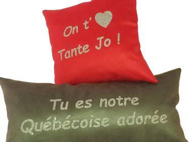 Fabric cushions - Cushion covers - ALEX DORE PARIS