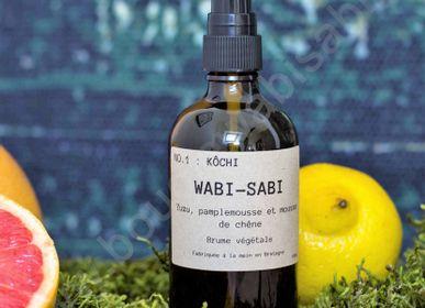 Home fragrances - Wabi-Sabi : Vegetable mist - WABI-SABI