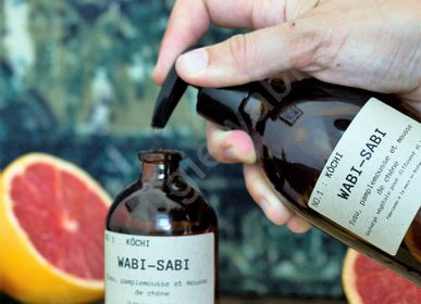 Scent diffusers -  Refill for diffuser and indoor spray - WABI-SABI