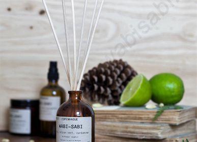 Diffuseurs de parfums - Diffuseur végétal Wabi-Sabi NO.8 : Copenhague - WABI-SABI