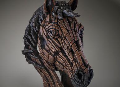 Gift - Buste de Cheval - Edge Sculpture - EDGE SCULPTURE