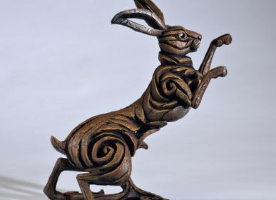 Ceramic - Hare - Edge Sculpture - EDGE SCULPTURE