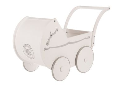 Design objects - PRAM - WOODEN STORY