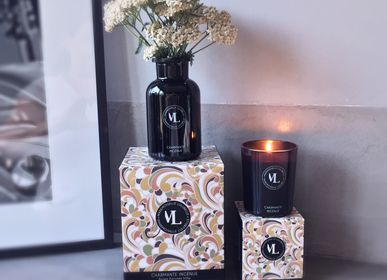Home fragrances - Charmante Ingénue Scented candle - MADEMOISELLE LULUBELLE