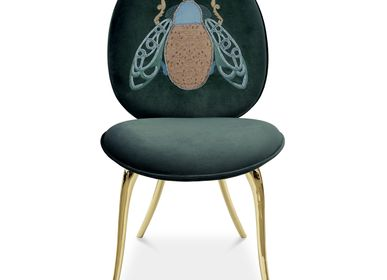 Seats - GREEN SOLEIL CHAIR - RUG'SOCIETY