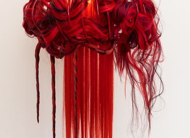 Design objects - Suspension SHOCKING FUCHSIA - MICKI CHOMICKI HAIR BRUT
