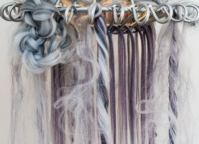 Objets design - AIR GREY - MICKI CHOMICKI HAIR BRUT