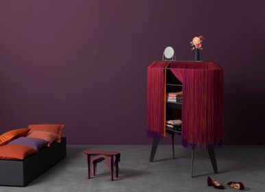 Objets design - Meubles à franges Alpaga - IBRIDE
