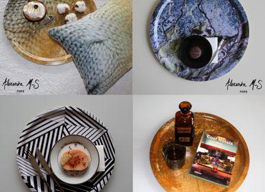 Accessoires thé / café - Plateaux - ALEXANDRE M-S