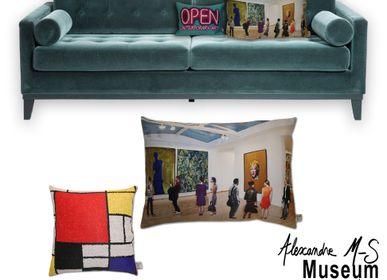 Coussins - Coussins Museum Story - ALEXANDRE M-S
