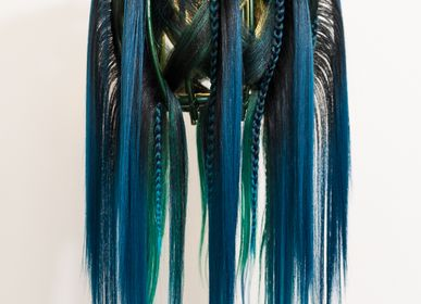 Design objects - OXIDISED GREEN - MICKI CHOMICKI HAIR BRUT
