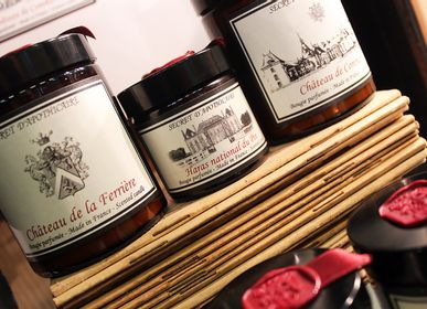 Candles - PERSONALIZED SCENTED CANDLES - SECRET D'APOTHICAIRE