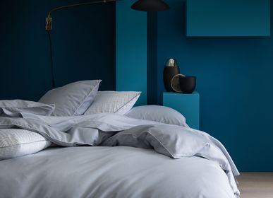 Bed linens - Nuit Satinée - BLANC CERISE