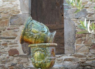 Flower pots - Languedocian pots H60cm - TERRES D'ALBINE
