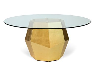 Tables - ROCK Dining Table - INSIDHERLAND