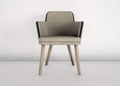 Chairs - Kobe Dining Chair I - EMOTIONAL PROJECTS