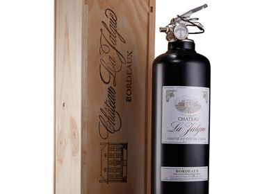 Wine - FIRE DESIGN COFFRET VIN NOIR - FIRE DESIGN