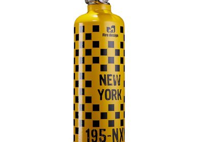 Design objects - Designer fire extinguisher Rallye NY yellow - FIRE DESIGN