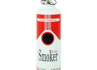 Kitchens - Astray design fire extinguisher Smoker red - LE CENDRIER FRANÇAIS