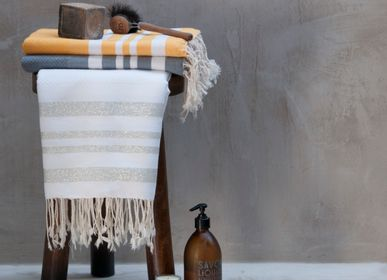 Bath towel - Fouta Bathroom Set - Hamptons - FEBRONIE