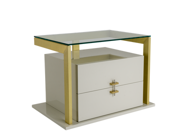 Night tables - Quimera I Nightstand - CASA MAGNA COLLECTION