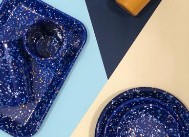 Everyday plates - Sparkle Plates - ELIFLE ENAMELWARE