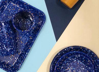 Assiettes au quotidien - Les assiettes Sparkle  - ELIFLE ENAMELWARE