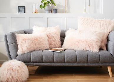 Cushions - Faux Fur Throw - EVELYNE PRÉLONGE FRANCE