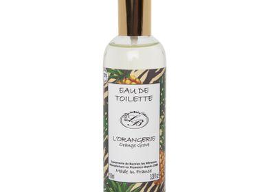 Fragrance for women & men - eaux de toilette - SAVONNERIE DE BORMES