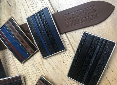 Prêt à porter - CARL, ceintures en cuir (vendue sans boucle) - RISTMIK