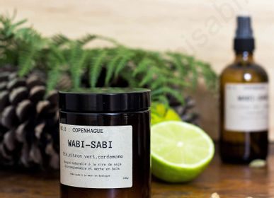 Candles - Candle NO.8 : Copenhagen by Wabi-Sabi - WABI-SABI