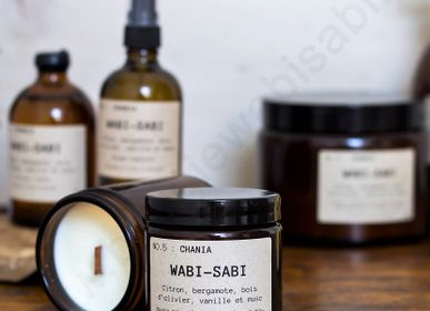 Candles - Candle NO.5 : Chania by Wabi-Sabi - WABI-SABI